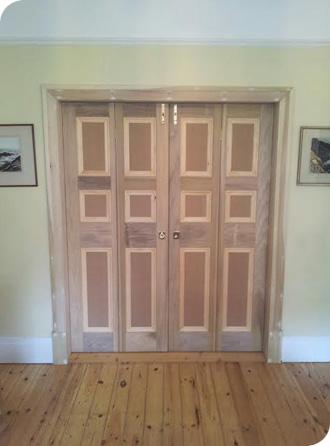Bi-fold doors photo