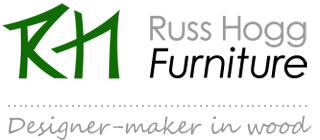 Russ Hogg Furniture – Designer-maker of bespoke wooden furniture – Reading, Berkshire, UK – Cabinetmaker, fitted furniture, wooden doors, wooden gates, wood crafts, handmade